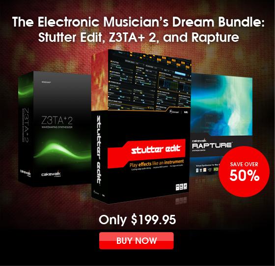 Electronic Musician Bundle