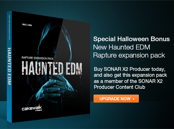 Haunted EDM