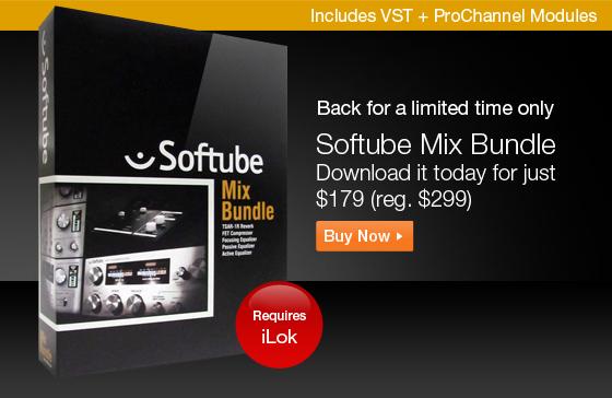 Softube Mix Bundle
