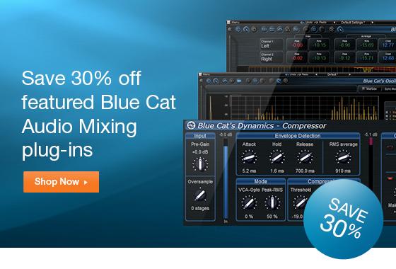 Bluecat Audio