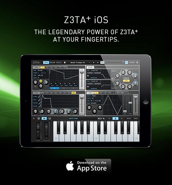 Z3TA+ iOS