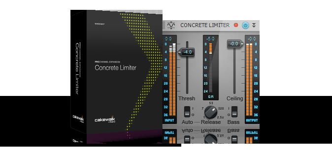 Concrete Limiter