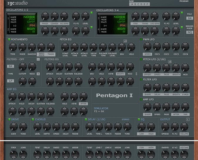 Pentagon I