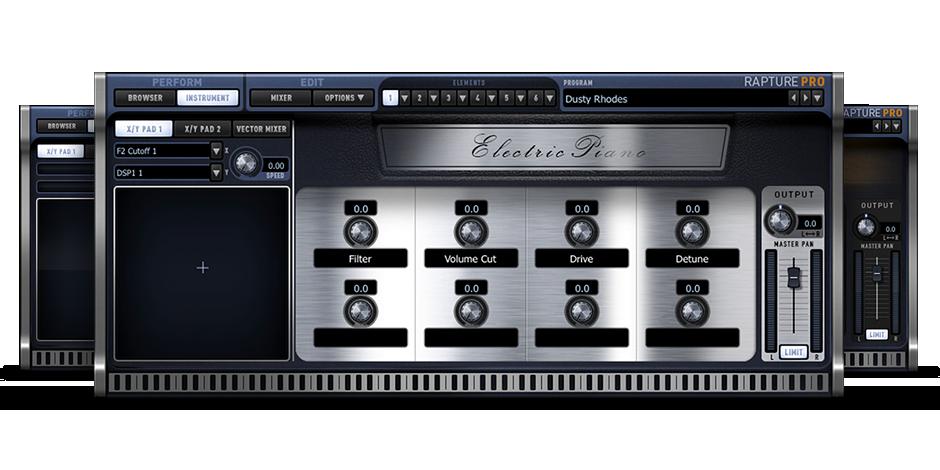 Rapture Pro Instrument