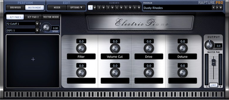 electic piano