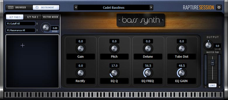 bass synth