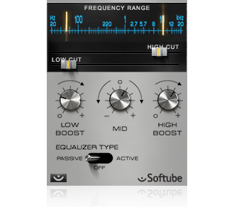 Focusing EQ ProChannel