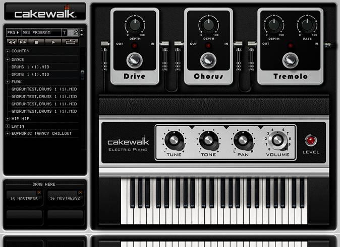 Studio Instruments Electric Piano image