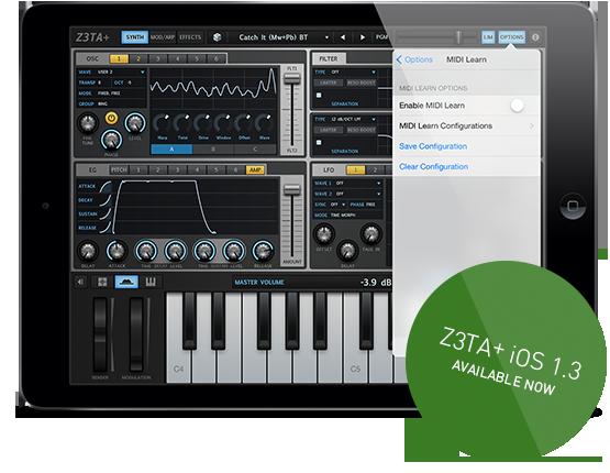 Z3TA iOS 1.3