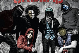 Hollywood Undead preview