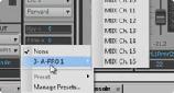 MIDI Configuration