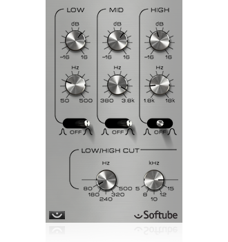Passive EQ ProChannel
