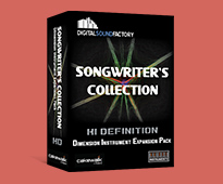 HD Songwriters Collection preview image