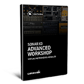 X3 Advanced Workshop: Virtual Instruments preview image