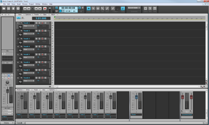Cakewalk music creator 6 touch documentation selection.