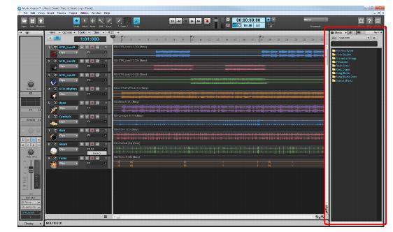 Magix music maker – tutorials.