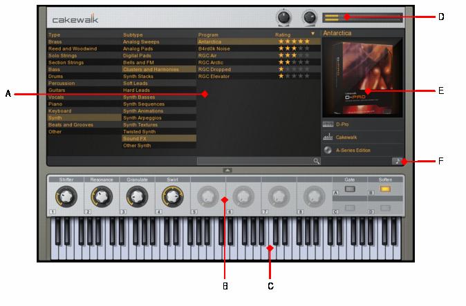 Cakewalk - Music Creator 7 Documentation - Adding an