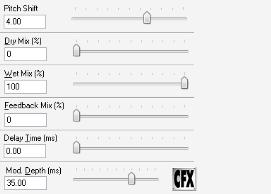 Cakewalk - SONAR X2 Documentation - Audio effects