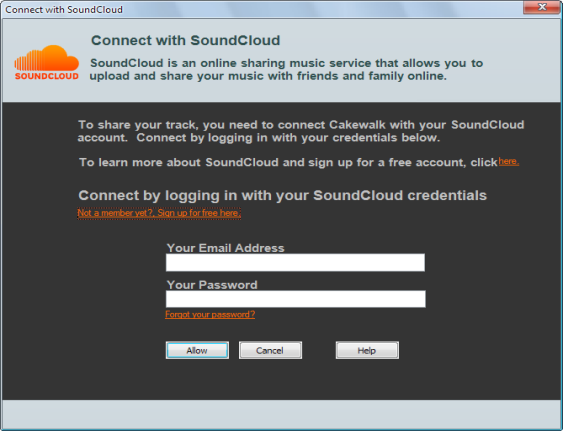 how to close soundcloud account