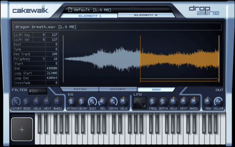 Cakewalk - SONAR X3 Documentation - Adding an instrument
