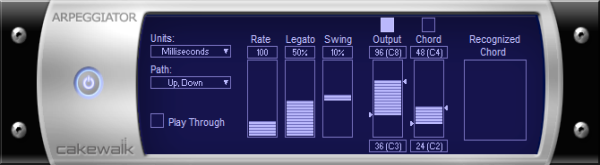 Available Arpeggiators / Chord Generators most free - Deals