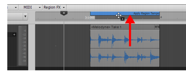 how to delete fx of a clip