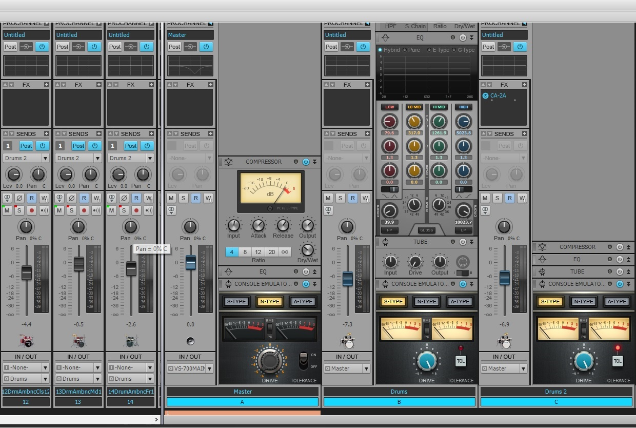 Knowledge Base - 10 Tips For the Aspiring Mix Engineer
