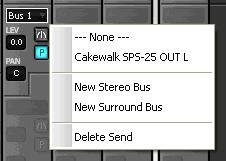 Bus select