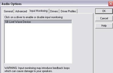 Enable Input Monitoring