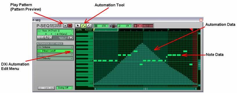 param automation