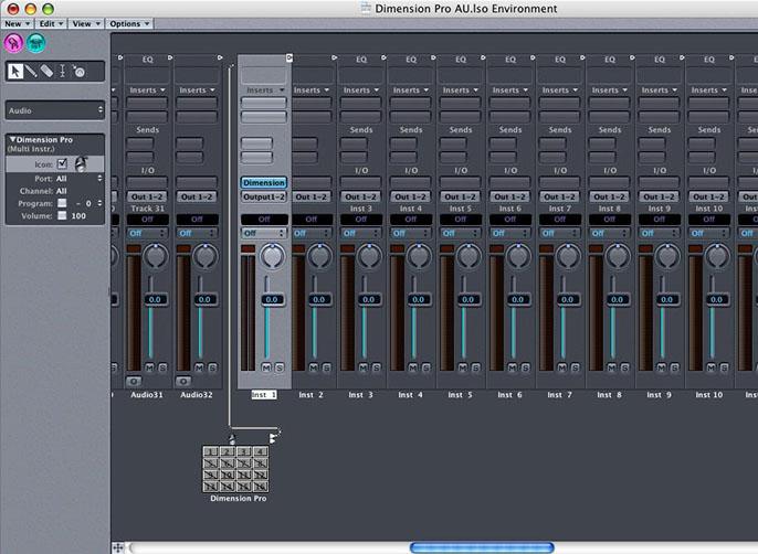 Audio Environment